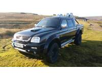 Mitsubishi L200 Warrior double cab