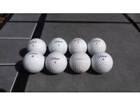 Titleist professional 90 and 100 golf balls for sale