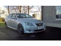 Lexus is220d (full service history)