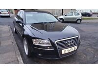 Audi A8 (welcome px or swap)