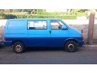 Vw t4 Excellent runner, beloved van for sale. See description.