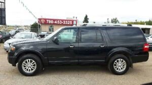 2012 Ford Expedition Limited Maxx, 4x4, Leather, Power Sunroof,
