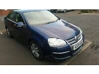 VW JETTA 1.9 TDI 6 DR NICE EXAMPLE WITH MOT AND WARRANTY