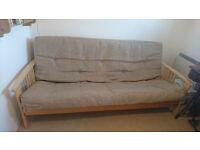 Kyoto Futon Sofa bed- Great condition