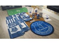 Everton FC Boys Bedroom Bundle