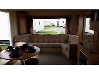 3 bedroom caravan at Martello Beach