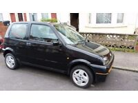 Fiat Cinquecento Sporting 1997, low mileage, MOT May 2018