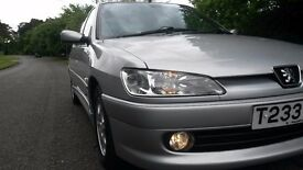 Peugeot 306 2.0 HDI - 55mpg - only £500