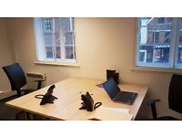 Shared Office Overlooking Reigate High Street - Prime Location