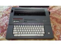 Smith Corona CX380 electric word processing typewriter