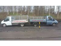 RUBBISH / REMOVAL / GARDEN WASTE / MOBILE SKIP / CLEARANCE / RUBBISH UPLIFT / SITE CLEARANCE