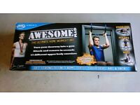 Exercise / fitness / work out / pull up bar