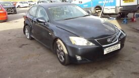 **FOR BREAKING** 2009 Lexus IS 220.