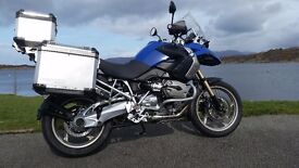 2009 BMW R1200 GS, Excelent condtion, FSH BMW, 11 months BMW warantee, Full luggage, Recent Service