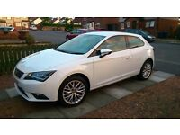 Seat Leon 2014 SE Tech Pack 1.6 TDI