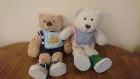 2 Bear Factory Bears