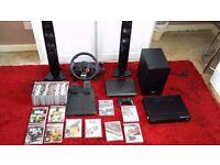 Playstation 3 SLIM PLUS LOADS OF EXTRAS