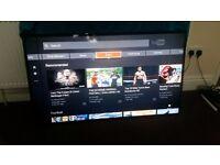 SAMSUNG 55 INCH SMART TV 3D HD