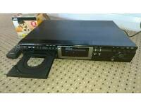 Philips cd recorder, remote control and cdr's