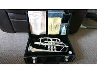 Cornet and hard case