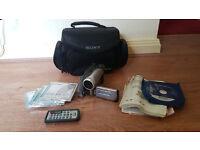 Sony Handycam DVD202E