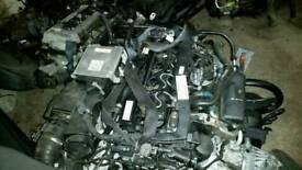 Mercedes benz c250 w205 engine 2.1 cdi 39,000 miles