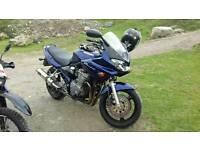 Quick sale Suzuki bandit 600 9500 miles