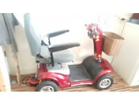 New mobilty scooter
