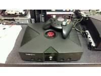 Xbox Original arcade system 500gb