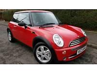 A REAL WEE GEM,2005 MINI,BRIGHT RED MINT CAR,mx5,clio,corsa,yaris,polo,golf,bmw,207,fiat 500,beetel,