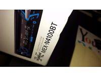 Sony MEX-N4100BT Car Stereo with Bluetooth