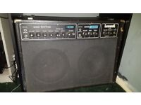 Londoner l100a guitar/bass large studio amp.