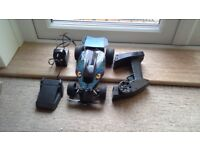 Childs remote control car all working fine no box as pre used toy just in timefor christmas