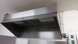 Lincat extractor hood