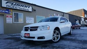 2012 Dodge Avenger SXT-LOCAL TRADE-HEATED SEATS-PWR SEAT