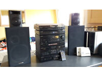Vintage Pioneer HiFi Full Working Order Superb Condition Serviced £135 OVNO