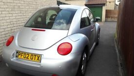 Beetle 1.6 Perfect condition.