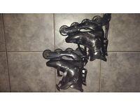 Rollerblades bravoblade ctl size 5-6