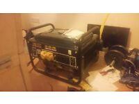 Gmc 2000w 5.5hp generator