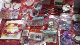 Kit to make costume jewellrey