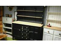 Now reduced ercol large dresser