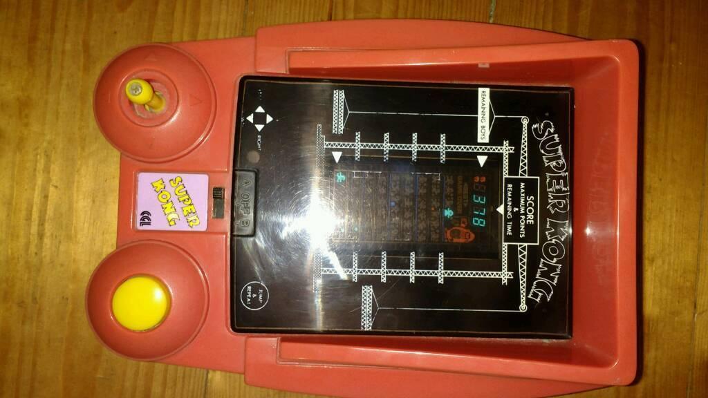 CGL Super Kong game
