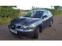 2004 Seat Ibiza 1.2 petrol NEW MoT
