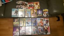 Collection of Stand Up Comedy dvds