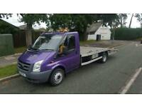 FORD TRANSIT RECOVERY 2007 ***LOW MILES***