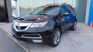 2013 Acura MDX Elite Pkg SH-AWD all-wheel drive