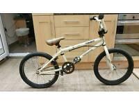 "Mongoose subject BMX stunt bike. 20"" wheels Back brake only Fully working"