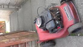 Mountfield lawnmower spairs or repair,running engine.