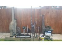 fishing rods and more