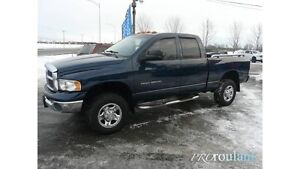 2005 Dodge Ram 3500 3500*DIESEL,TT ÉQUIPÉ,SUPER CONDITION**